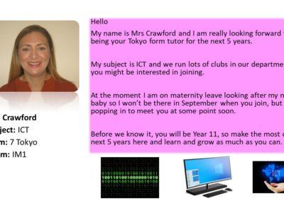 Mrs Crawford